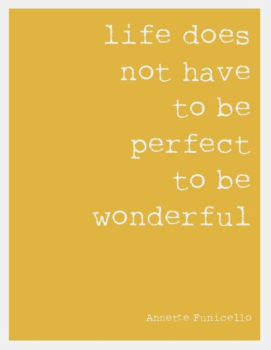 A really good self reminder from a self confessed 'perfectionist' - those expectations are the only true disappointment.   Where in your life are you expectations trapping you?  PRESENT MOMENT, only way forward... x