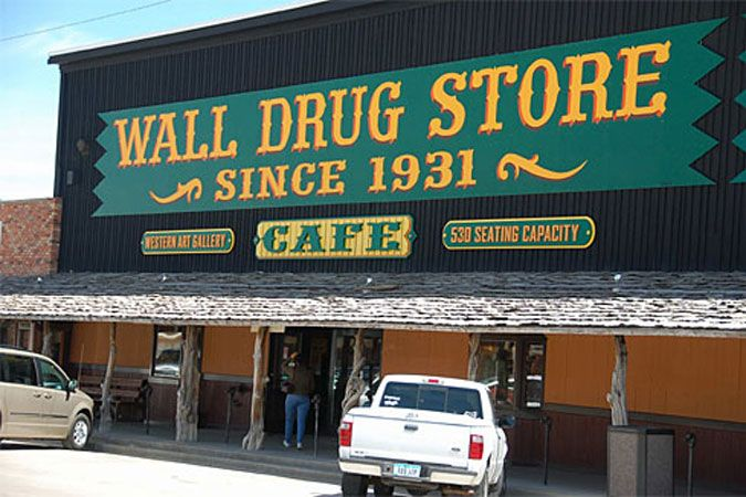 shopped at wall drug store south dakota fun things i on wall drug south dakota id=46506