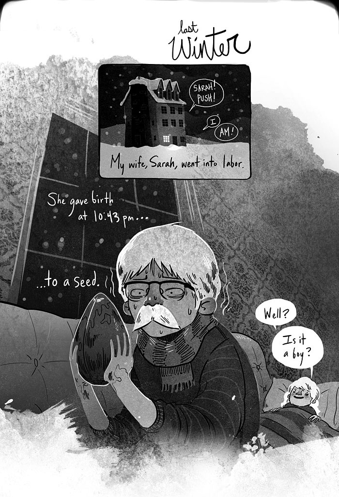 Image result for ryan andrews comics
