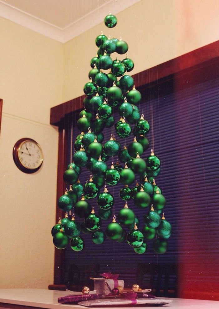 Most Creative DIY Christmas Trees Ever
