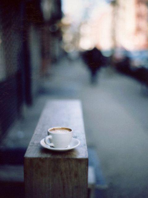coffee portrait