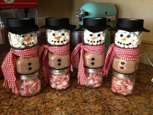 Snowmen...