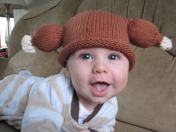 Baby turkey hat
