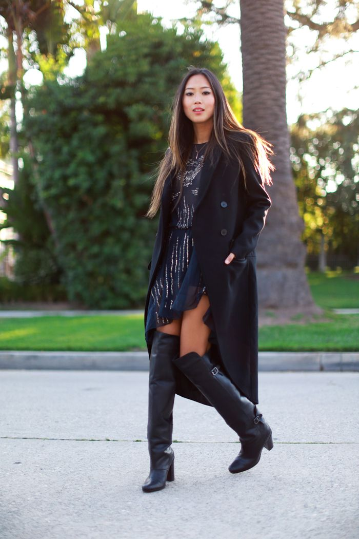 Over the Knee Boots from H