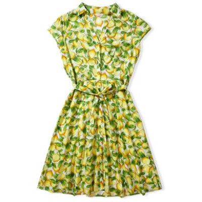 Lemon Print Dress £18 from Tu Clothing At Sainsbury's