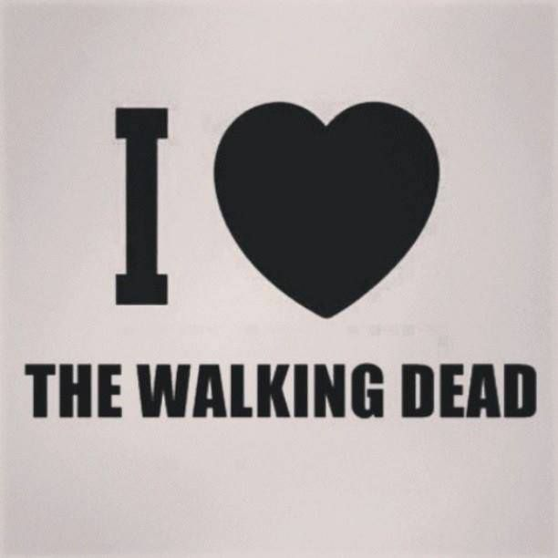 The Walking Dead - I can't wait until Oct. 13th