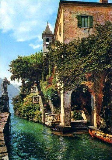 Lago di Como, Italia