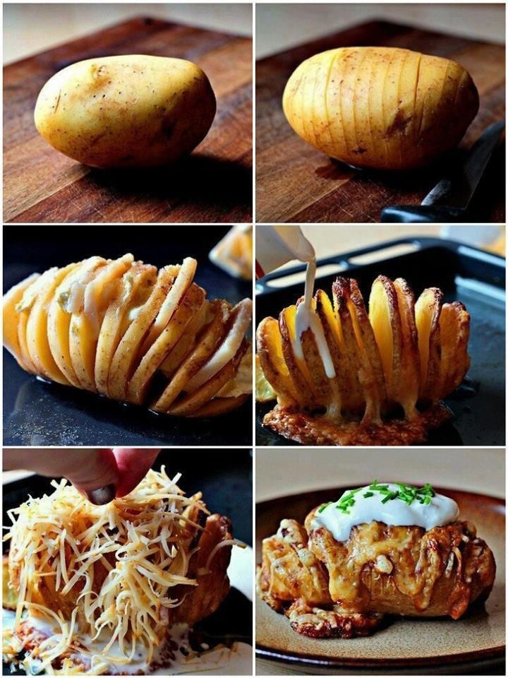 A potato done the right way....mmmmmm  #potato #baked  www.marine-engines.in www,oreplus.in www.vessel-charter.in