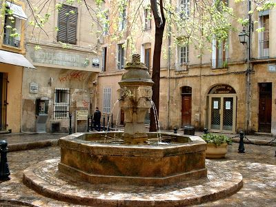 Aix en Provence-- and day trip to Sainte Victoire, where Cezanne painted some of his most famous landscapes.