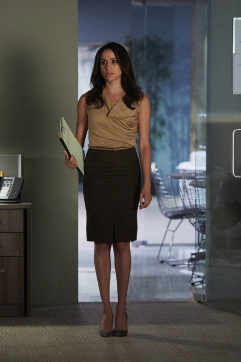 Still of Meghan Markle in Форс-мажоры (2011)