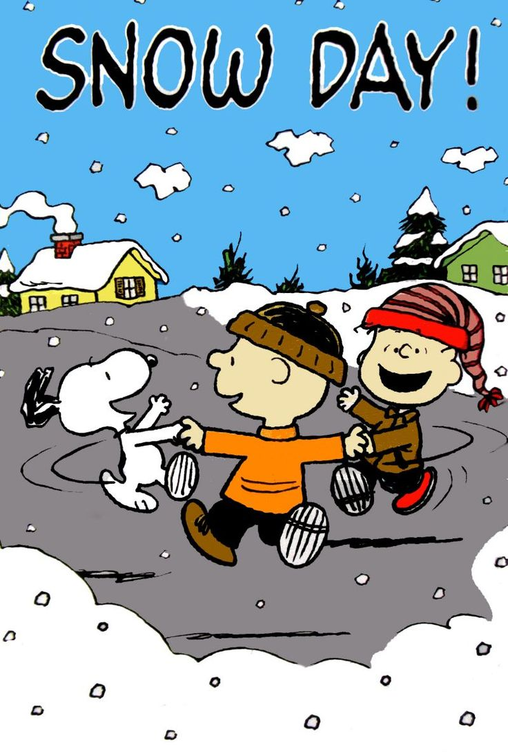 josiecoccinelle/snoopy/snowday