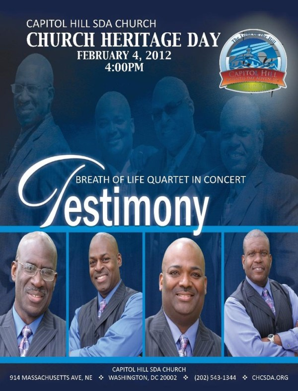 Pin by Capitol Hill SDA Church on CHC Music Ministry ...