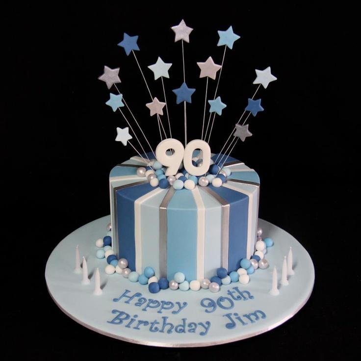 90th Birthday Cake Ideas For Men 108040 Birthday Cake Coul