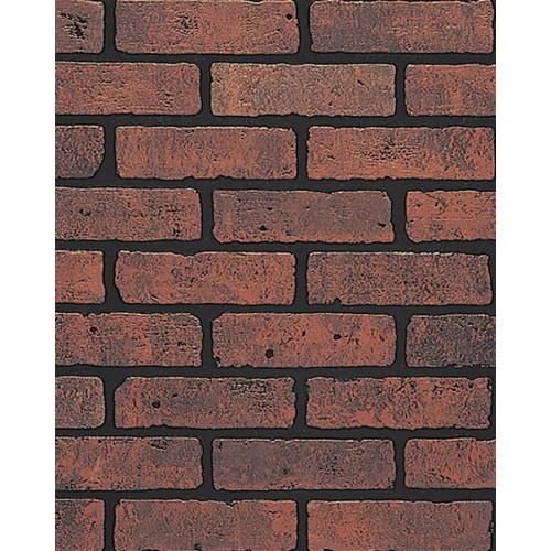 red brick hardboard wall panel lowes unfinished on brick wall panels id=51784