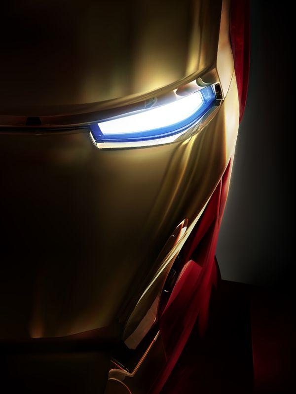Iron Man Vector by staypuftmuffin.deviantart.com