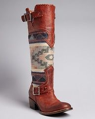 The cool breeze today reminded me of the Fall...starting to think of boots. How I love them!