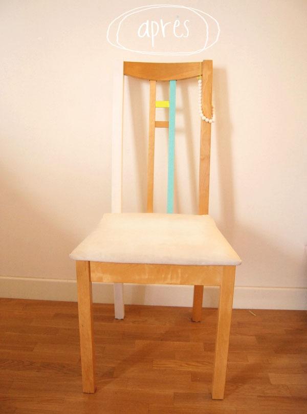 Peindre Une Chaise En Bois Atelier Retouche Paris