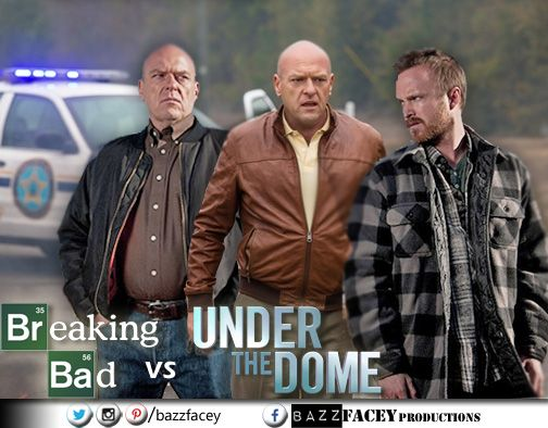 Breaking Bad VD Under The Dome
