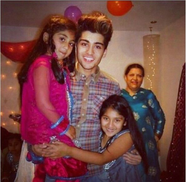 The gallery for --> One Direction Zayn Malik Family