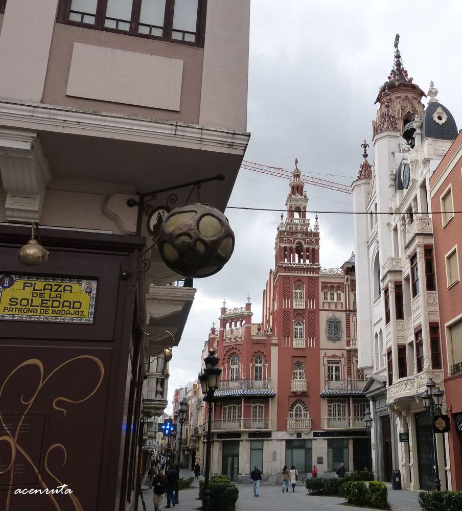 Badajoz. La Giraldilla