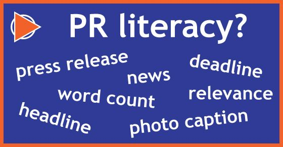 How PR literate are businesses? | pressme