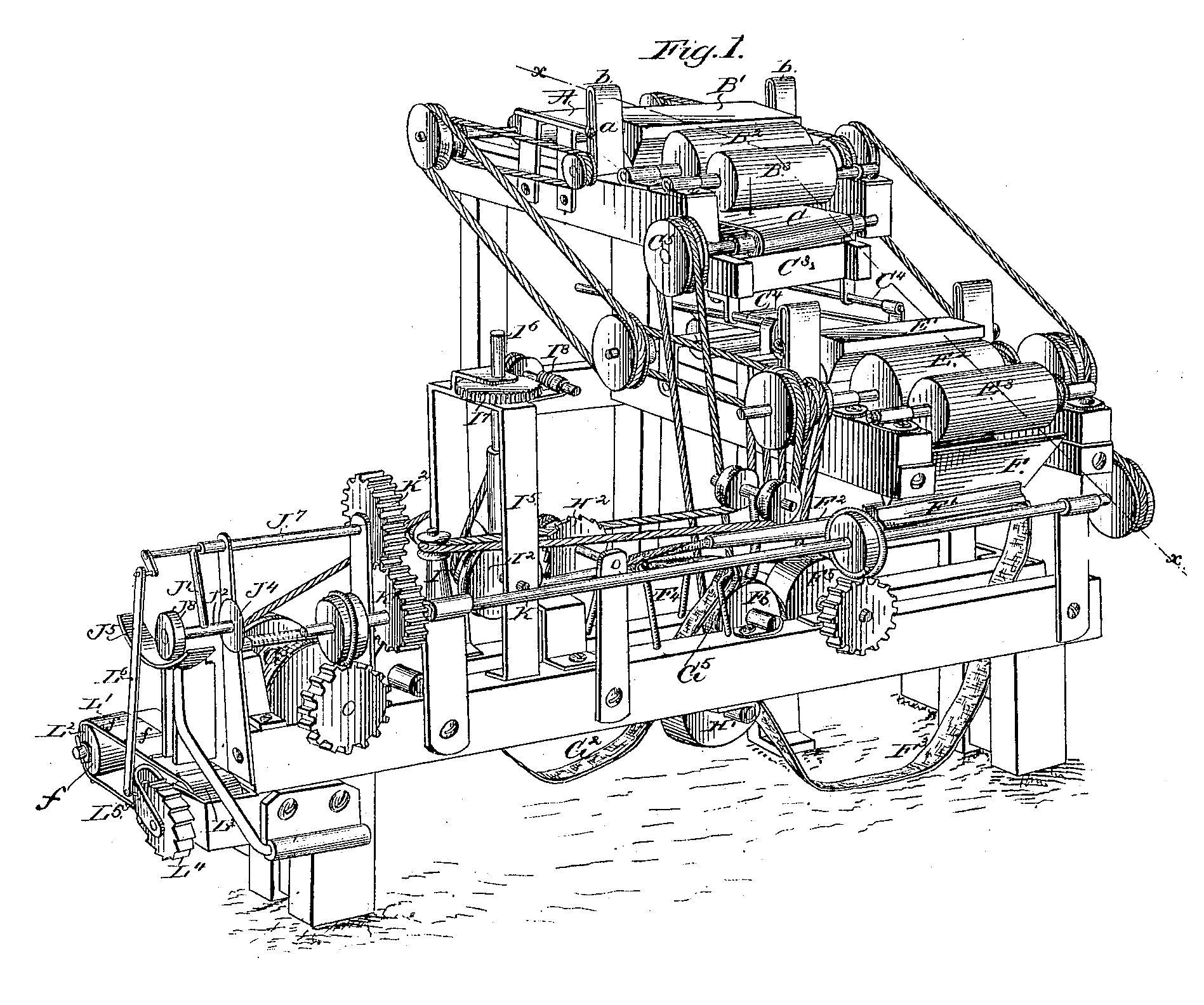 Bonsack Machine Mechanical Engineering