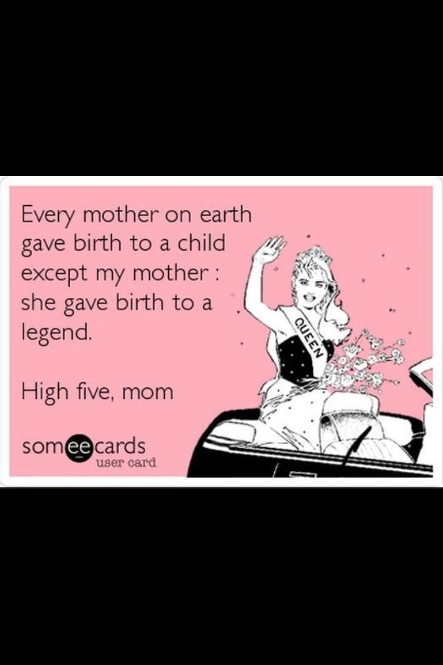Sayings Funny Mother And Daughter
