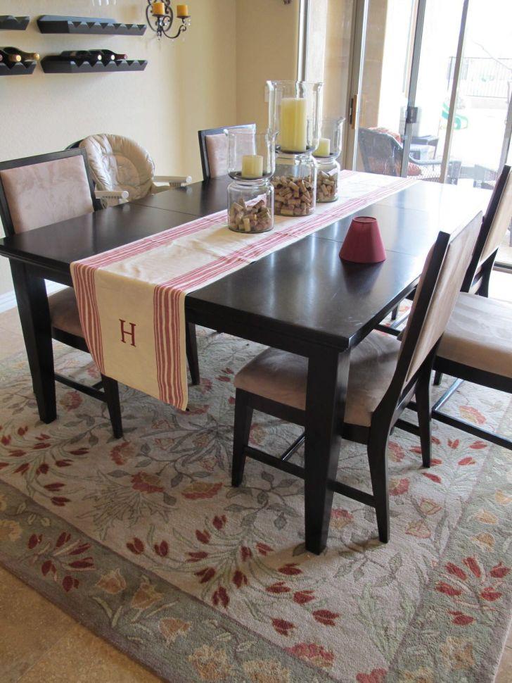 Rug Under Kitchen Table Home