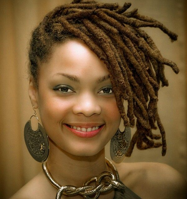 Miraculous 101 Ways To Style Your Dreadlocks Art Becomes You Short Hairstyles For Black Women Fulllsitofus