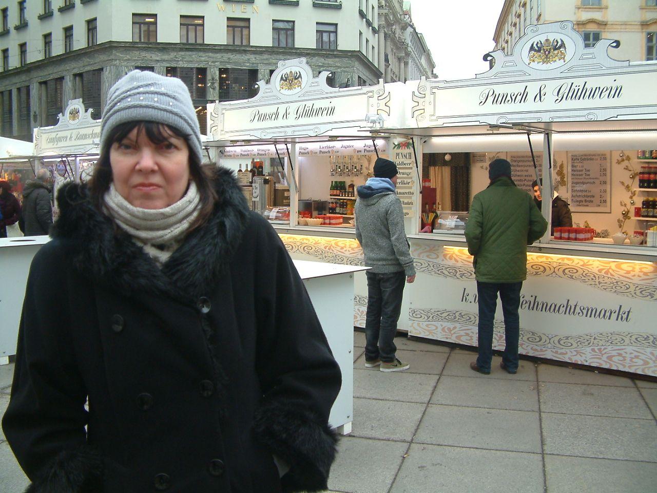 Michaelerplatz (Fotó: Kéri Kata)