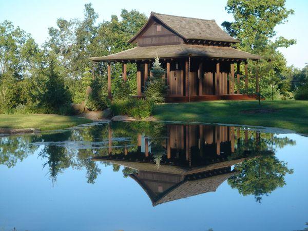 japanese garden house Japanese Tea House | Home: Japanese Homes, Temples