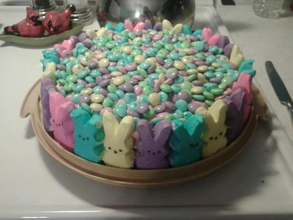 Easter Cakes Children