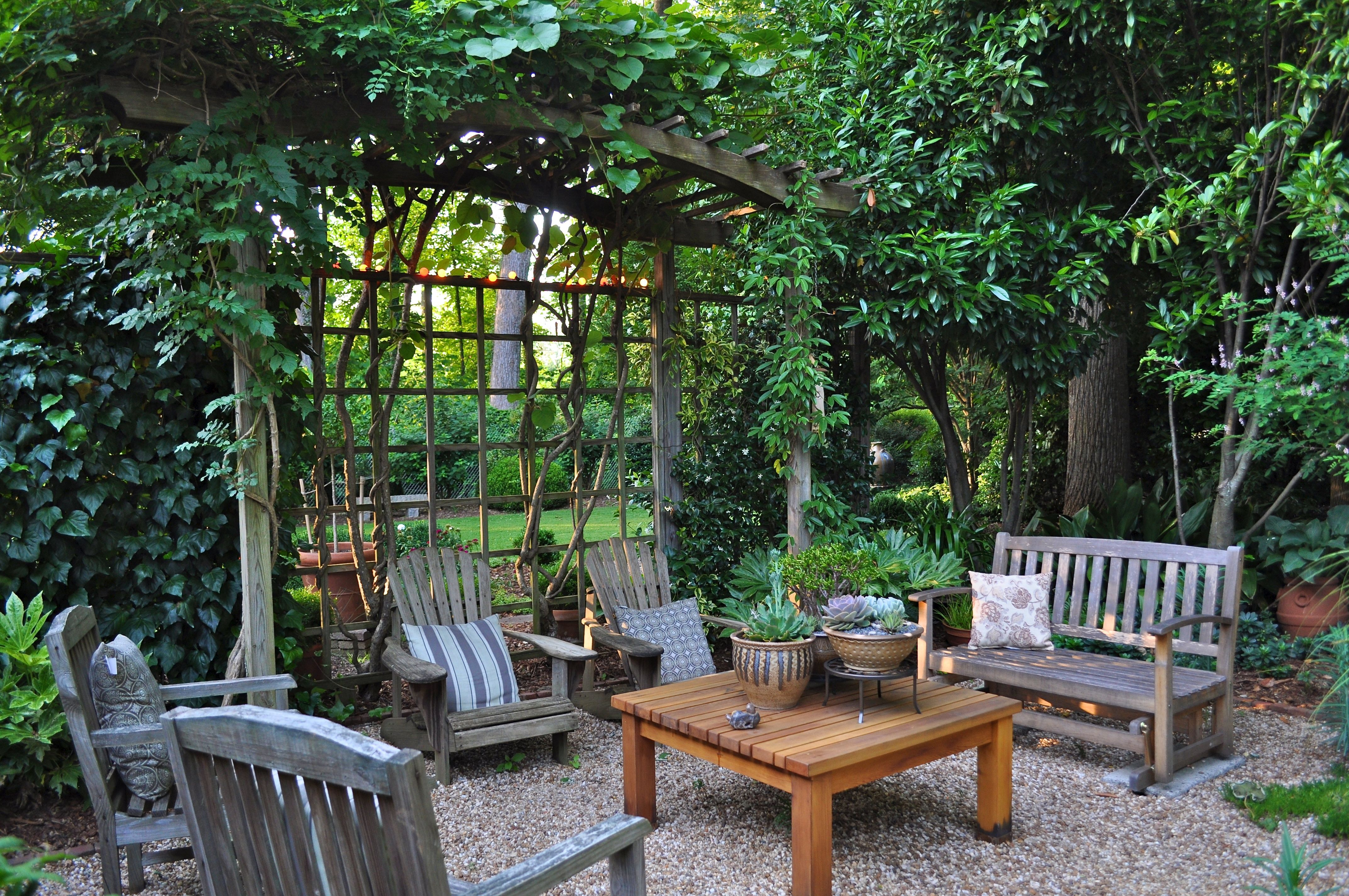 Rear Garden Seating Area | PATIO IDEAS | Pinterest on Back Garden Seating Area Ideas id=33818