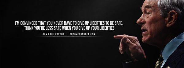 Liberty Ron Paul Quotes. QuotesGram