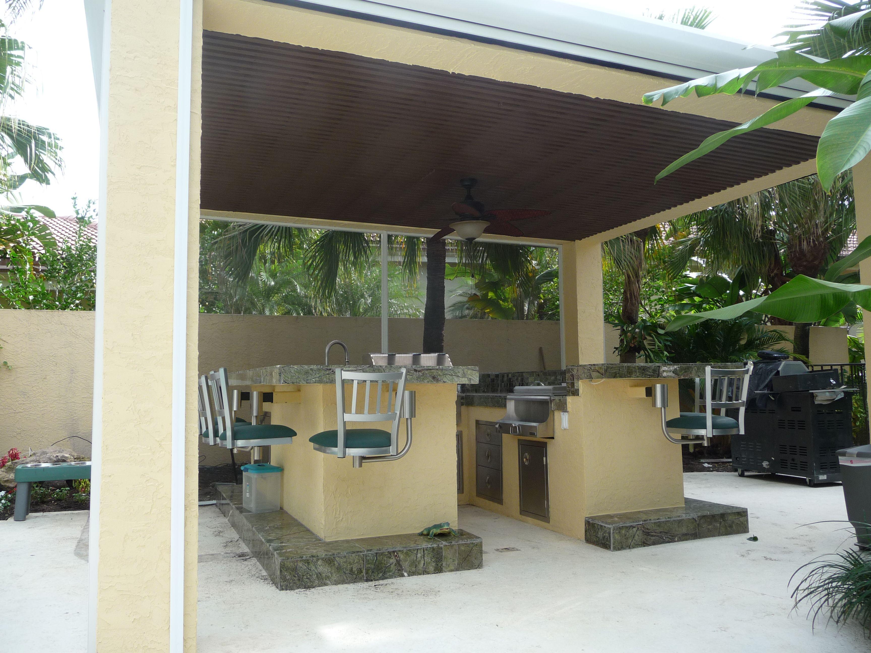 covered outdoor kitchen outdoor kitchen ideas pinterest on outdoor kitchen id=11636