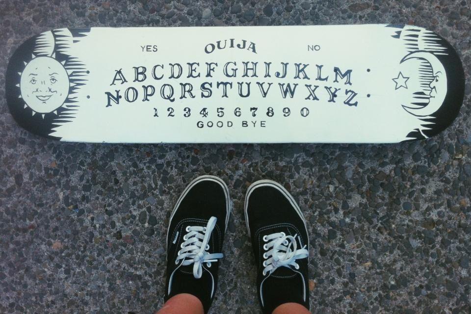 Image result for Ouija Board Designs