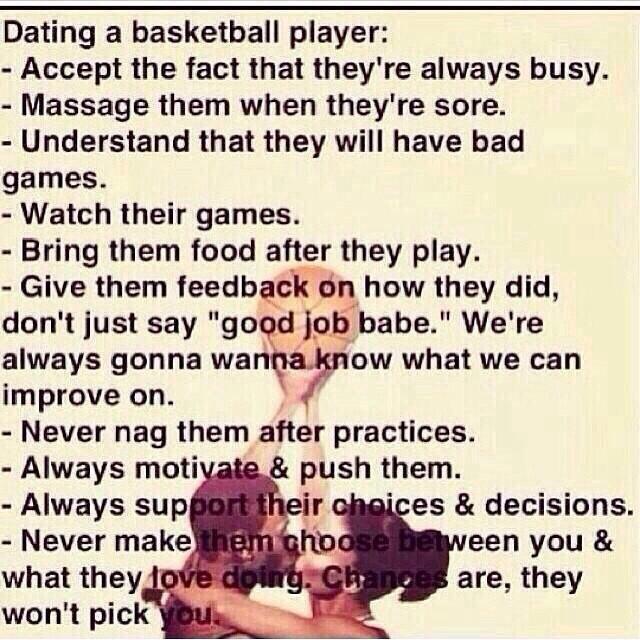 Basketball Players Girlfriend Relationship Goals