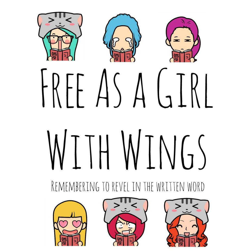 Free As A Girl With Wings