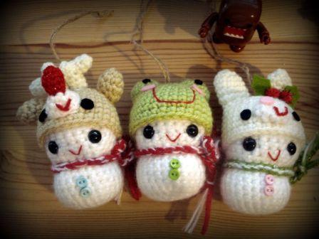 cute snowmans