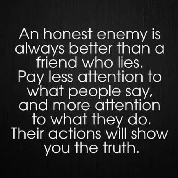 And Sayings Quotes Liar Friend