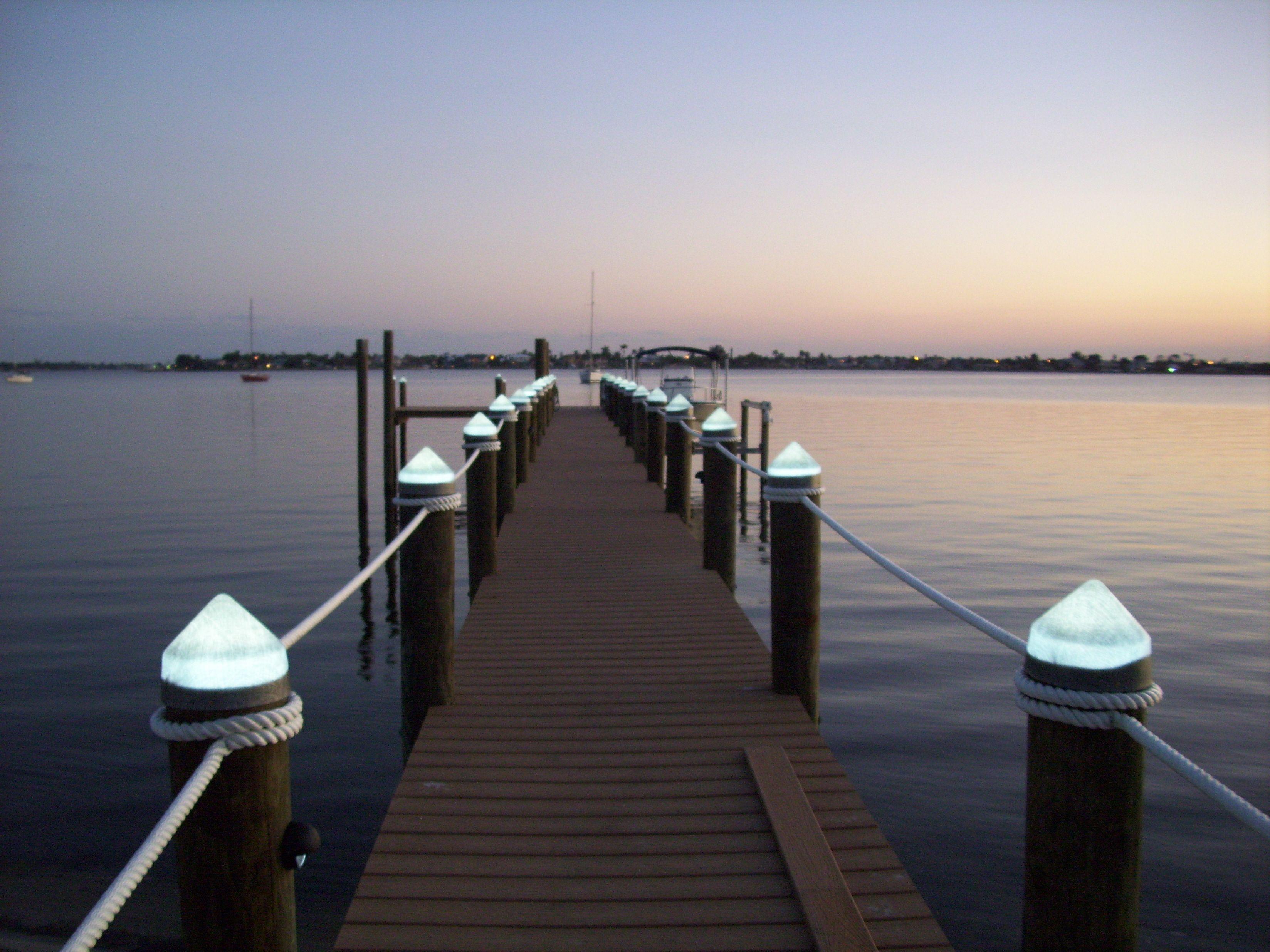 & Low Voltage Dock Lighting