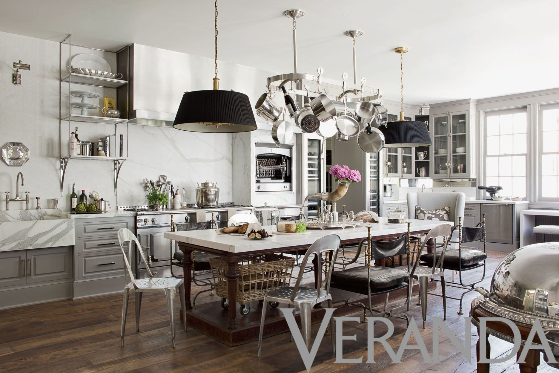 Decor Magazine Kitchen