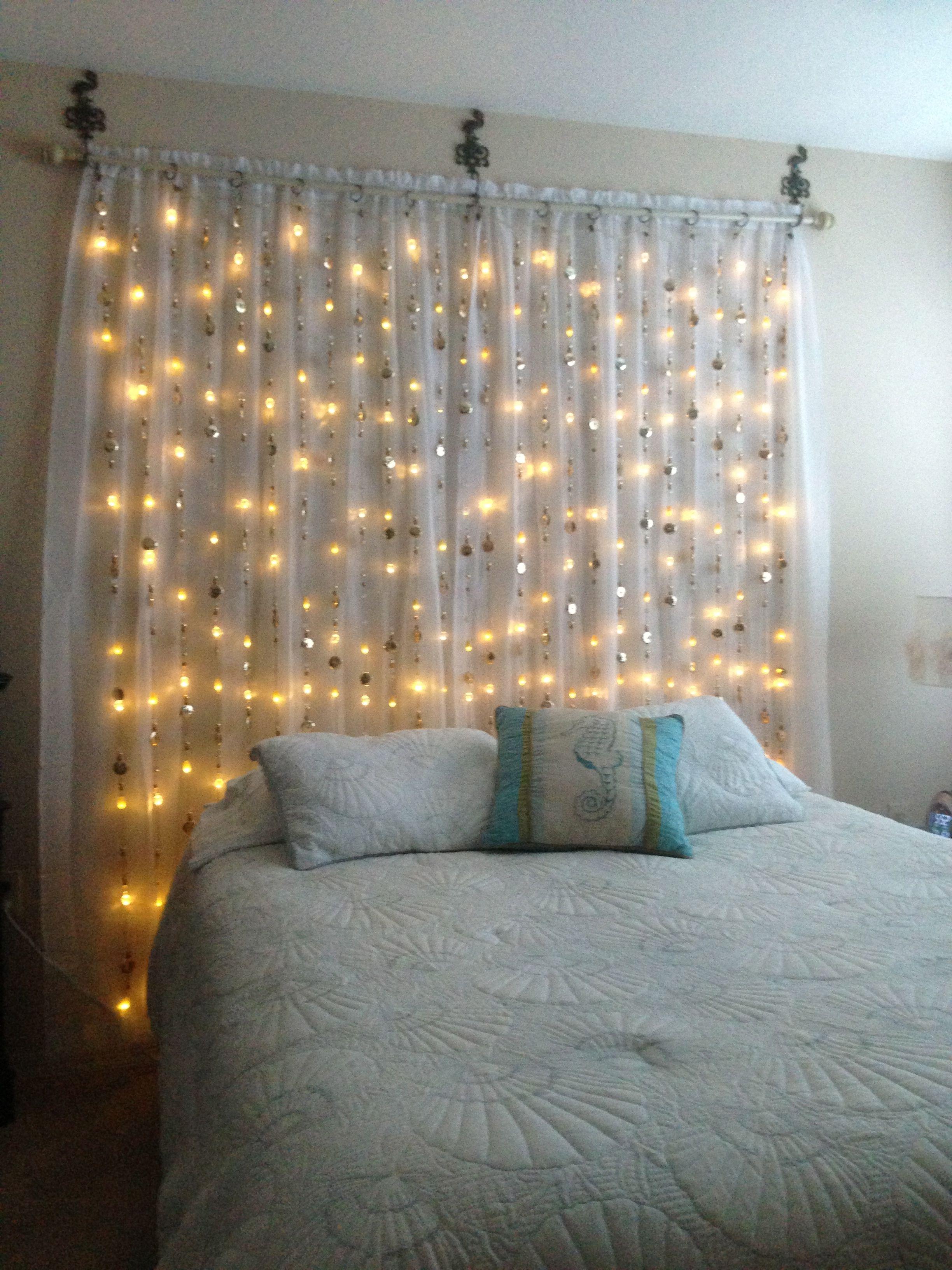 Bedroom String Lights For Girls