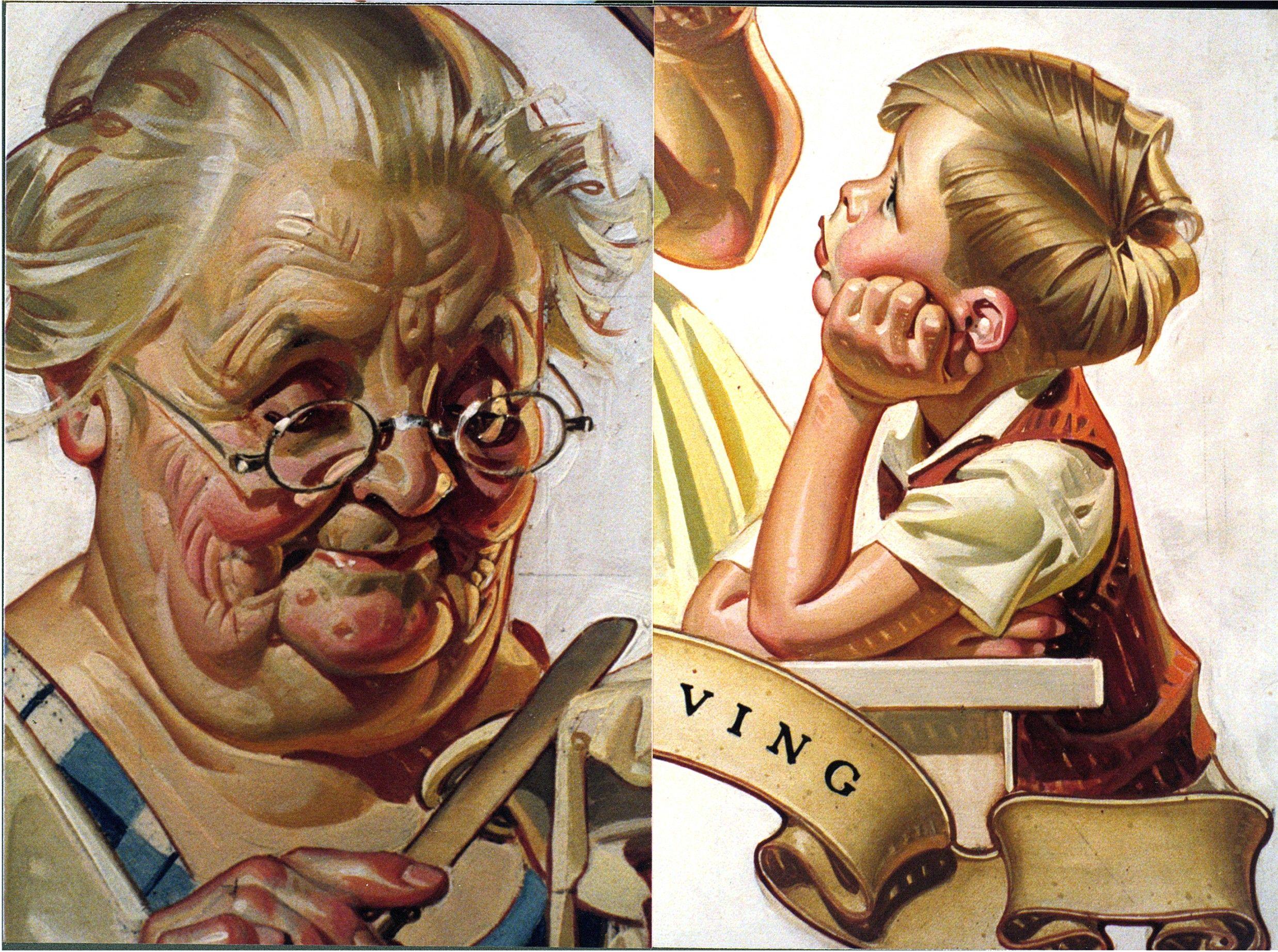 Leyendecker Jc Art Original