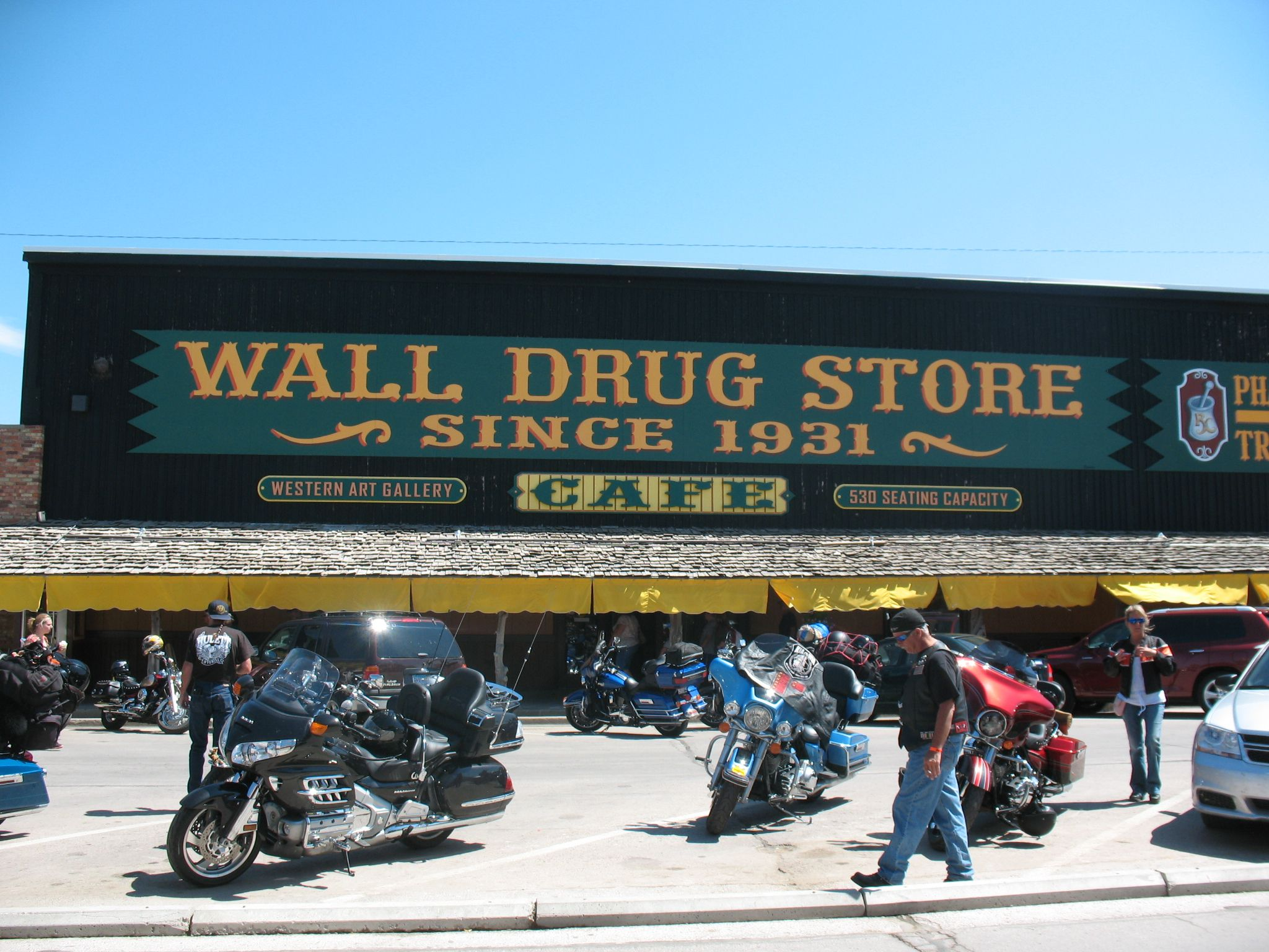 wall drug sd i have been there pinterest on wall drug south dakota id=57832