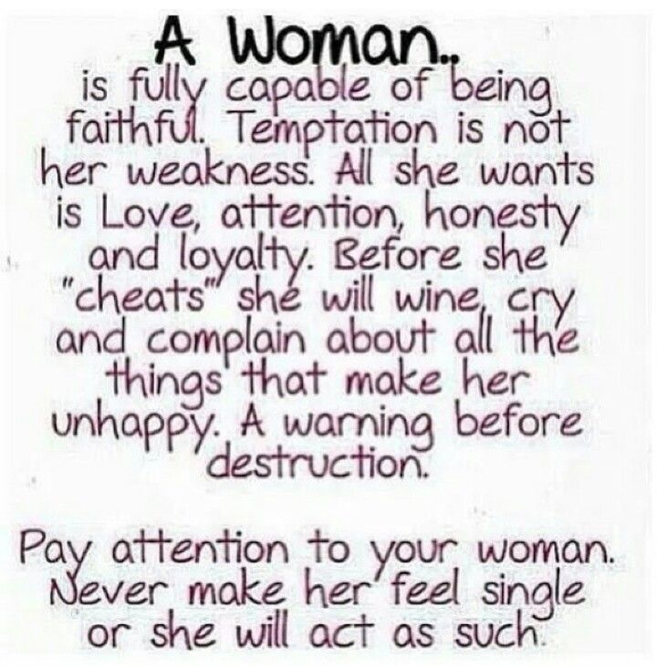 Woman Man How Treat Should Quotes