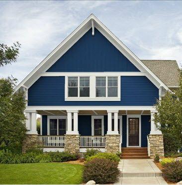 blue cottage house exterior bungalow paint colors on lake cottage interior paint colors id=29034