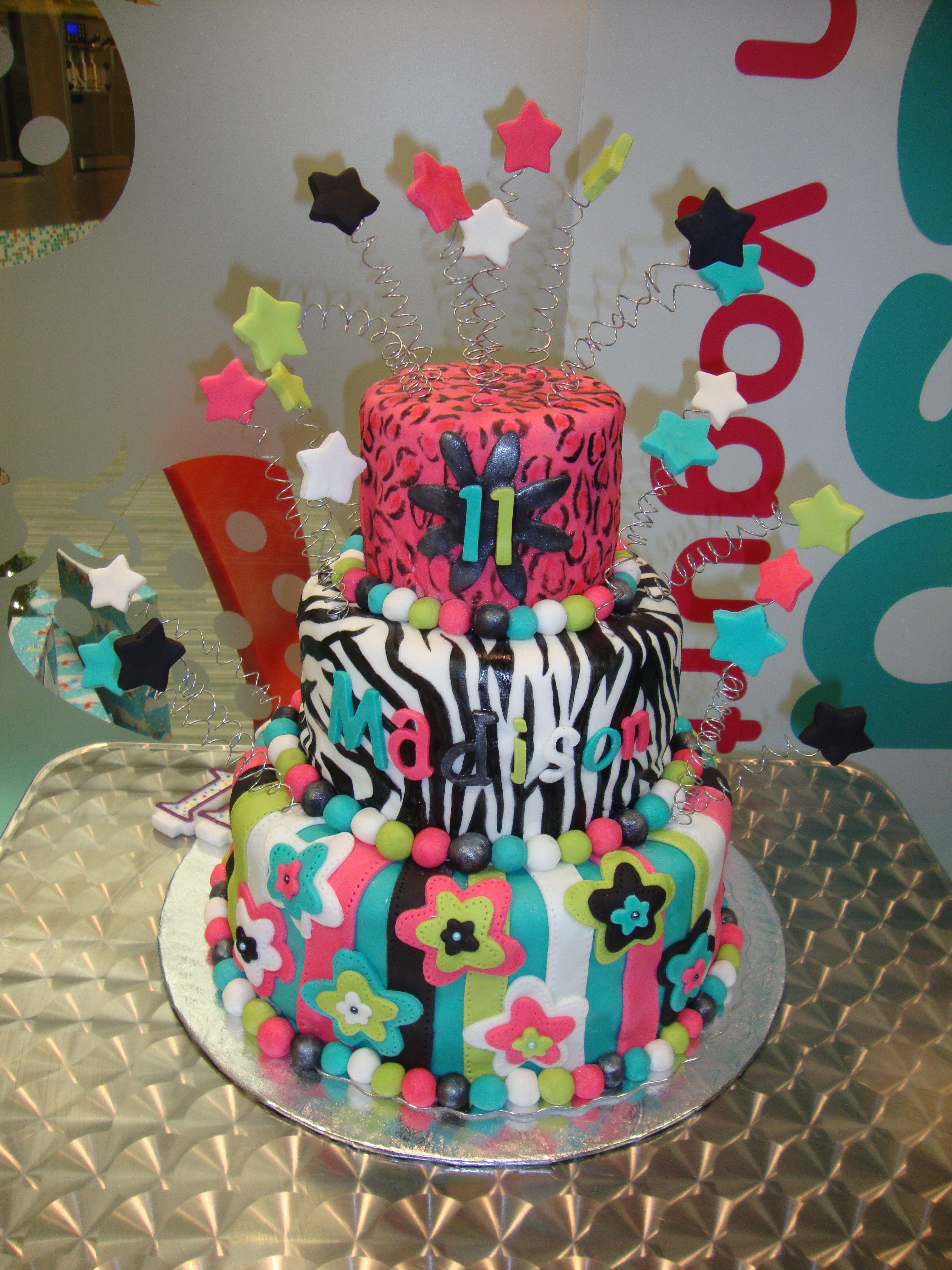 Tween Birthday Cakes Cake Ideas And Designs