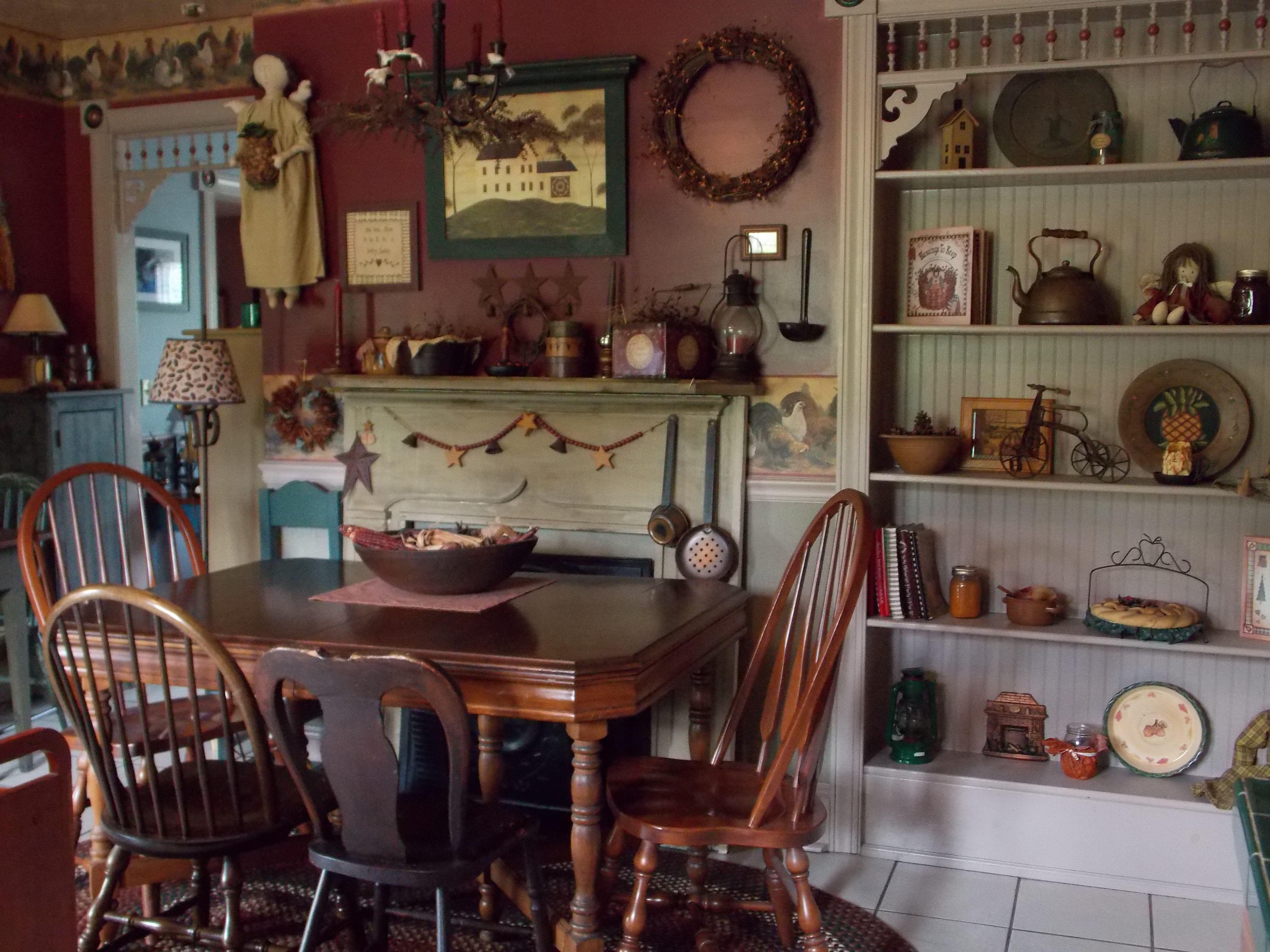 My Country Farmhouse Kitchen