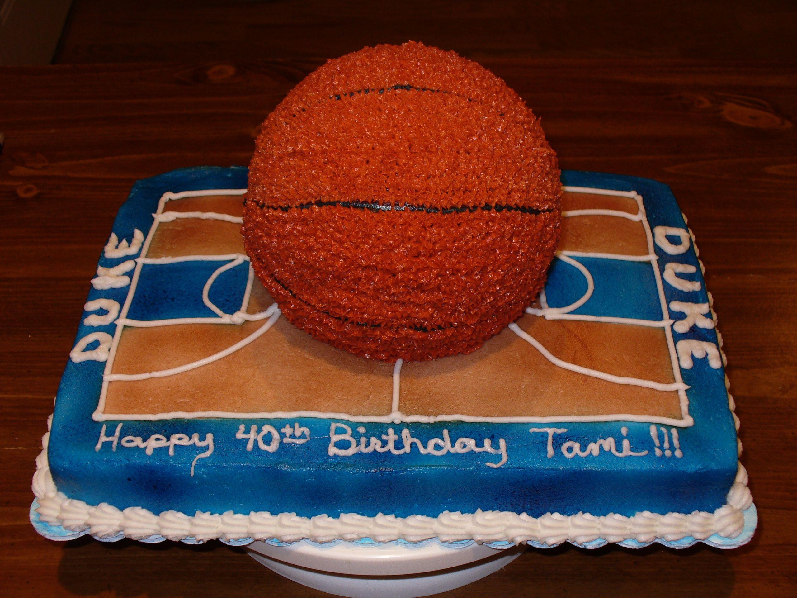 Duke Basketball Cake Cake Ideas And Designs